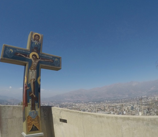 Cerro San Cristóbal, Santiago 2