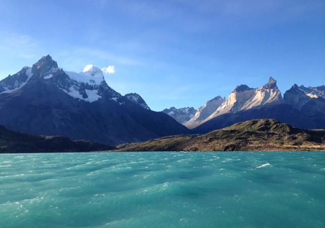 Lago Pehoé, Torres del Paine 2