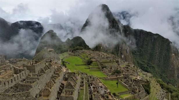 5 Machu Picchu