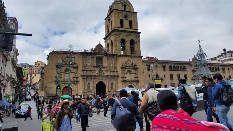 6 La Paz Bolivia